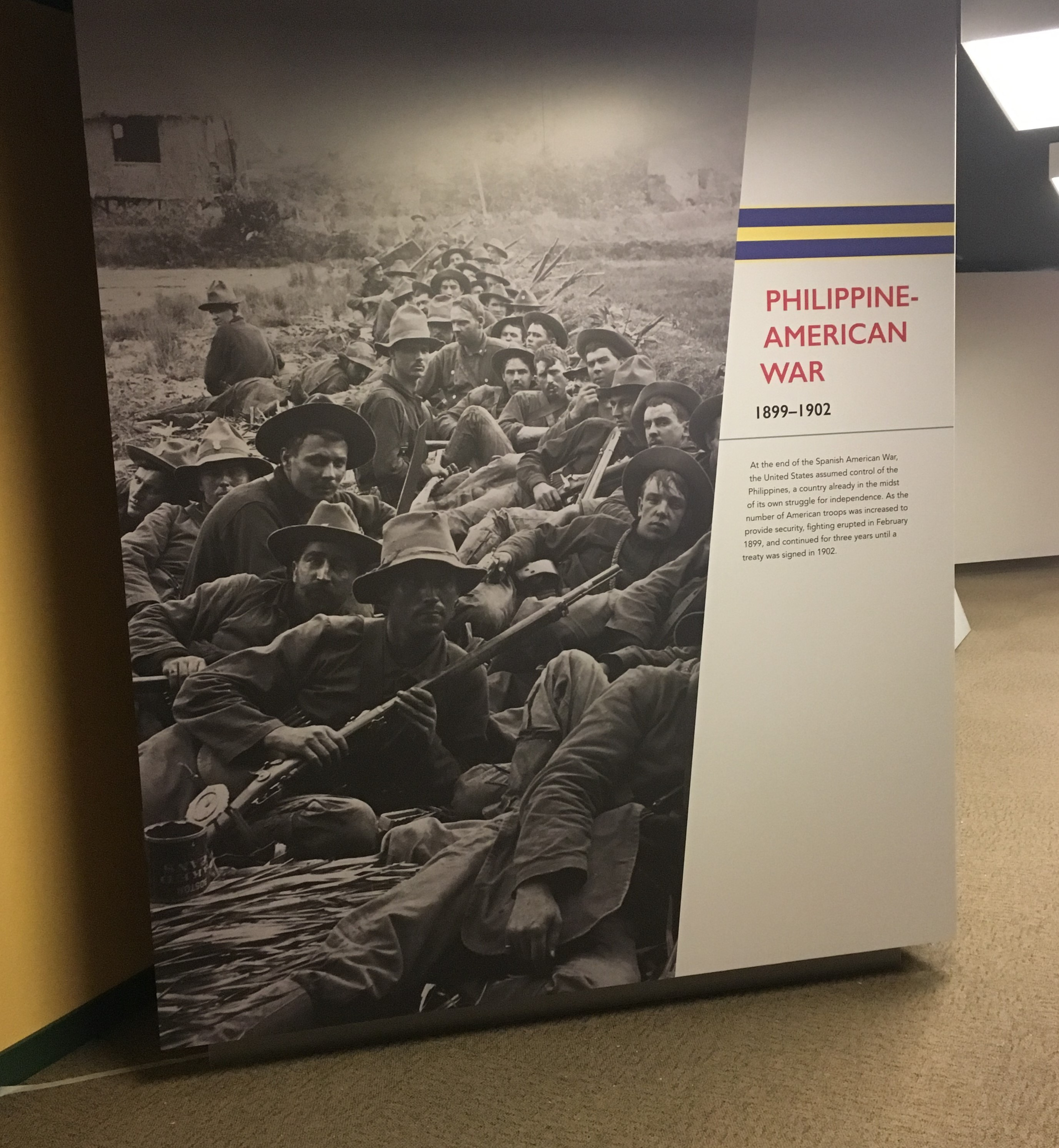 philippine-american war essay War of philippine independence essay - war of philippine independence filipinos are equally heirs to a second great missionary enterprise after spanish: united states .