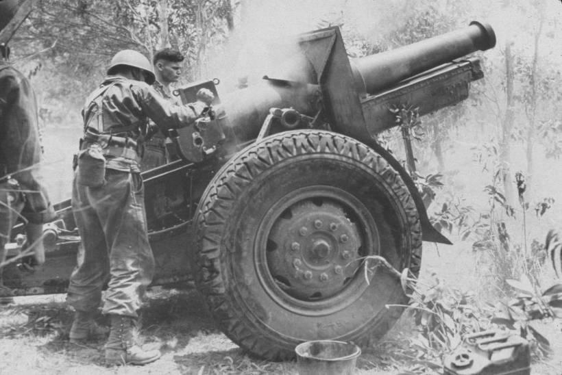 I CORPS Howitzer