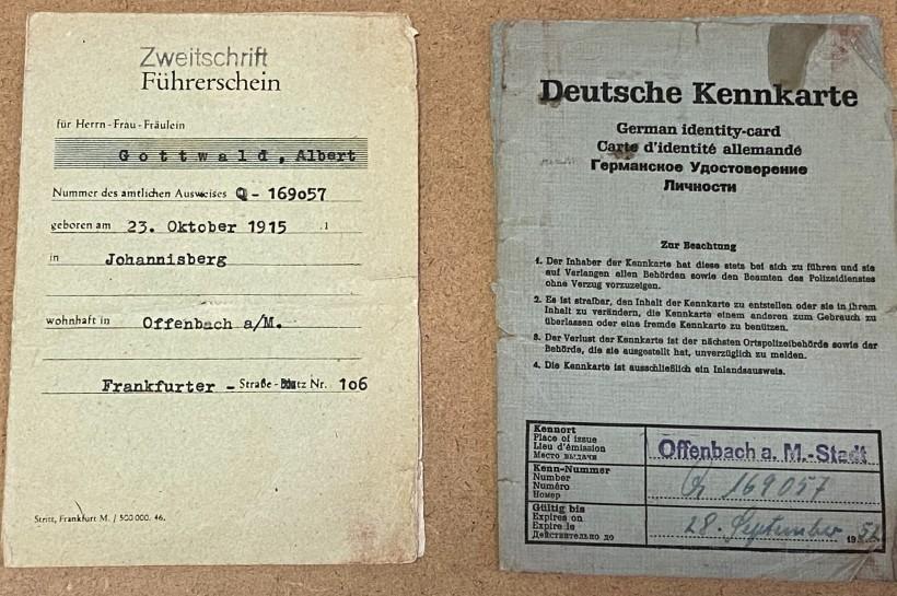 German artifacts