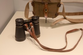Japanese Army Field Binoculars and Case (LEW-13021 and LEW-13022)
