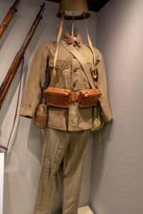 Japanese Army Tropical Fatigues (LEW-00291, LEW-03740, LEW-03741, LEW-08325, LEW-00693)