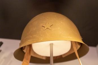 Japanese Army Combat Helmet (LEW-00693)