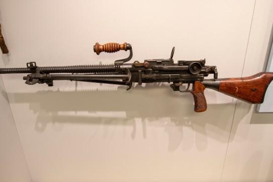 Japanese Type 99 Light Machine Gun (LEW-00095)