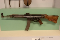 German Army Select Fire Rifle (LEW-11276)