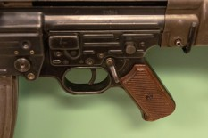 Detail, German Army Select Fire Rifle (LEW-11276)
