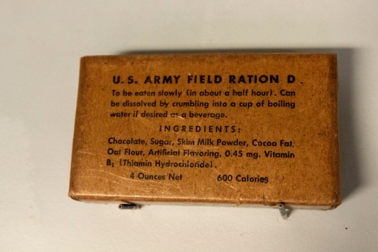 Package, K-Ration