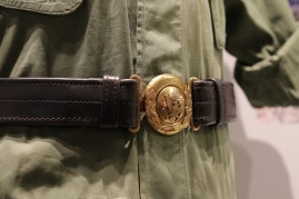 Detail, General Westmoreland's Belt (LEW-06531)