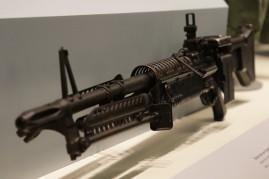 U.S. Army M60 Machine Gun (LEW-13431)