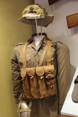 Viet Cong Uniform (LEW-07992, LEW-08032, LEW-11145)
