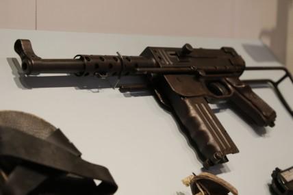Vietnamese Submachine Gun, French Mle 1949 (LEW-04130)