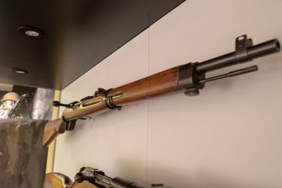 Japanese Army Carbine, circa 1940 (LEW-07380)