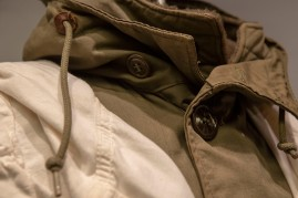 Detail, Parka Shell (LEW-11278)