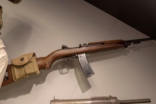 U.S. Army M1 .30 Caliber Carbine (LEW-00077)