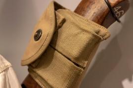 Detail, U.S. Army M1 .30 Caliber Carbine (LEW-00077)