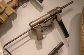 "U.S. Army M3 ""Grease Gun"" Submachine Gun (LEW-13433)"