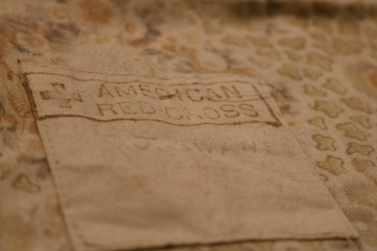 Oswald J. Swanes' Red Cross Ditty Bag